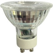 Handson LED-lamp reflector GU10 5W(=50W) dimbaar 2 stuks