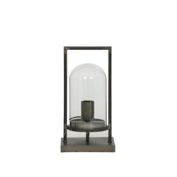 Tafellamp Dani antiek zwart