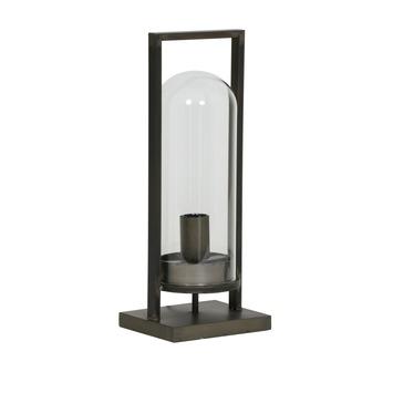 Tafellamp Demi antiek zwart