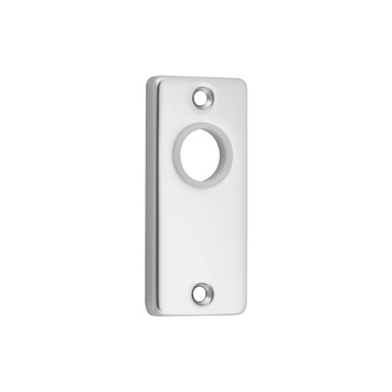 Patentrozet rechthoek aluminium