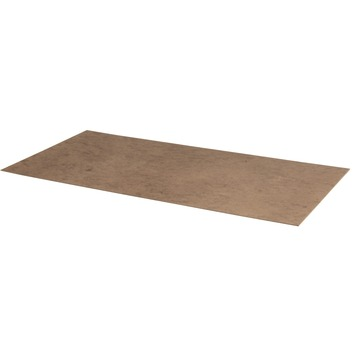 Vloerplaat hardboard 122x61 cm dikte 3,2 mm