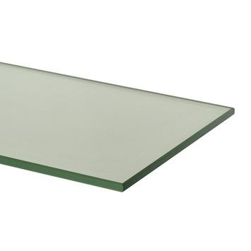 Duraline glazen wandplank helder 60 cm