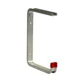 Duraline ophangbeugel 5014 aluminium 17x22 cm