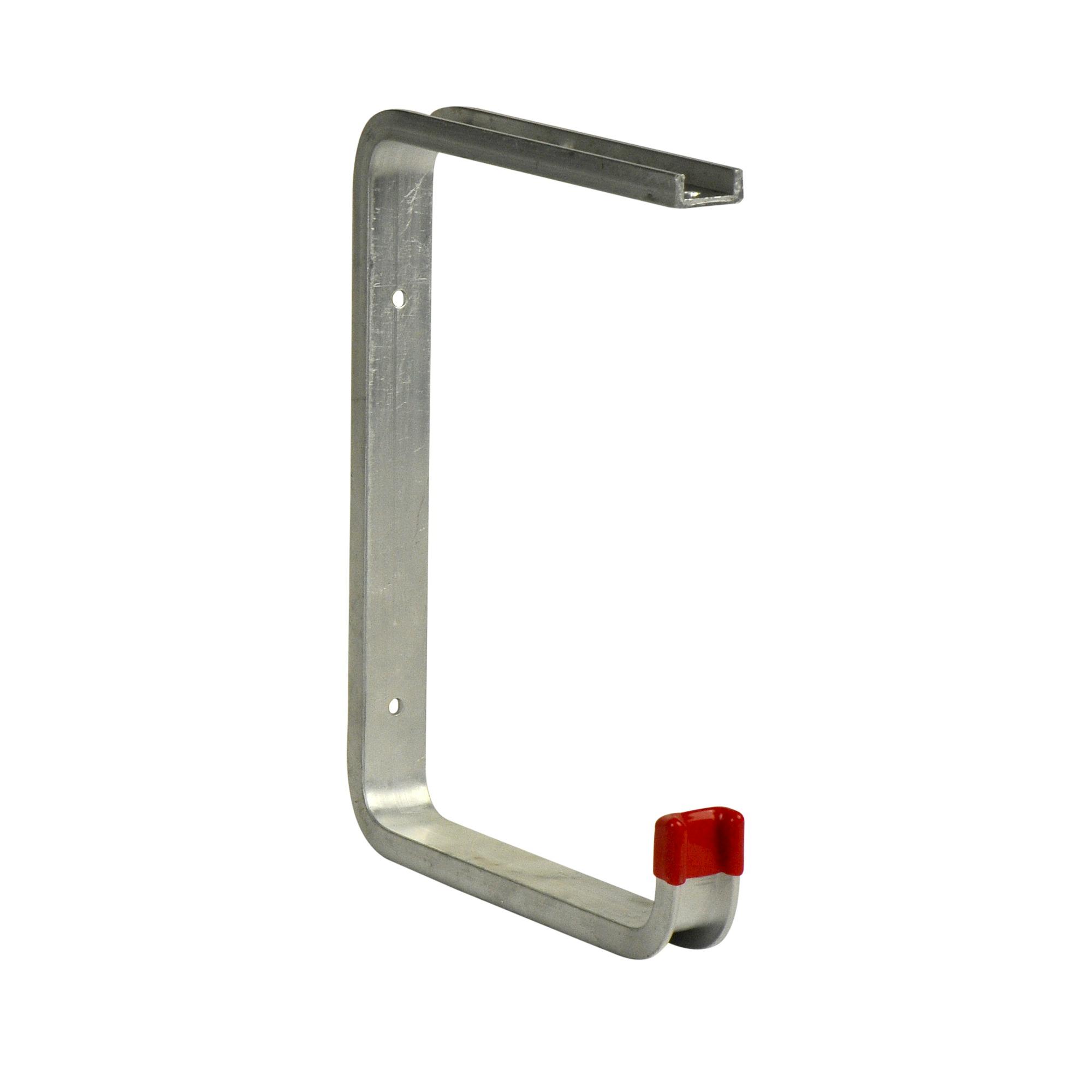 De duraline ophangbeugel is gemaakt van aluminium en is uitermate geschikt voor in de berging of garage. je ...