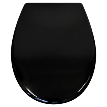 Tiger Amadora wc bril zwart