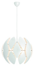 Philips hanglamp Chiffon wit