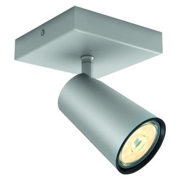Philips opbouwspot Paisley aluminium