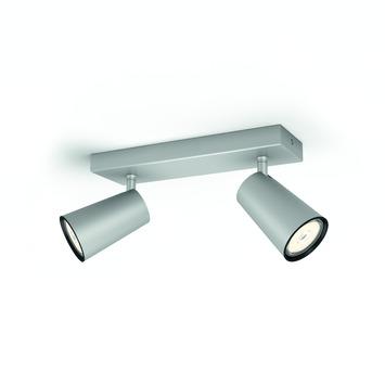 Philips duospot Paisley aluminium