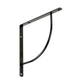 B! Organised plankdrager swing zwart 23,5x23,5 cm