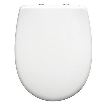 Bemis wc bril Push n'Clean met softclose en quick release