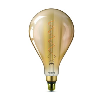 Philips LED Giant peer E27 25W filament goud niet dimbaar