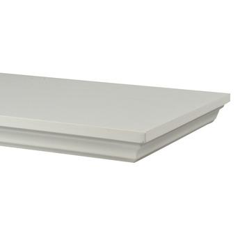Zwevende Plank Met Lades.B Organised Zwevende Wandplank Klassiek Wit 120 Cm