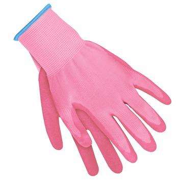 Talen Tools tuinwerkhandschoenen roze M