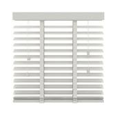 KARWEI horizontale houten jaloezie wit (944) 60 x 130 cm - 50 mm