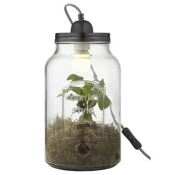 Plantlamp Luma Flora