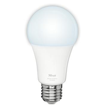 KlikAanKlikUit Trust ZigBee E27 CW dimbare lamp