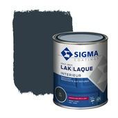 Sigma houtlak interieur hoogglans RAL 7016 antracietgrijs 750 ml