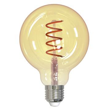 KARWEI LED-filament 9,5 cm globe E27 4W(=25W)  dimbaar