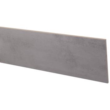 CanDo Traprenovatie Stootbord Beton Licht Grijs 20x130 cm - 3 Stuks