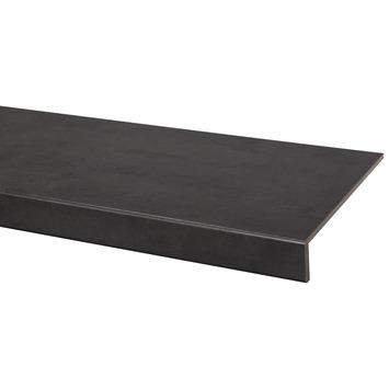 CanDo Traprenovatie Traptrede Beton Antraciet 30x100 cm