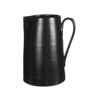 Kan Vida zwart 30x25x16cm