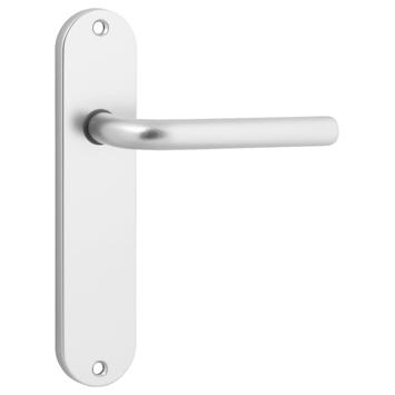 KARWEI Abel deurkrukset blind aluminium