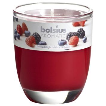 Bolsius geurglas berry delight 80x70