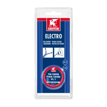 Griffon electro tin/koper 50g 3mm