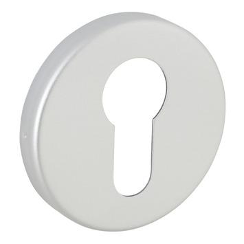 KARWEI cilinderplaatje rond aluminium