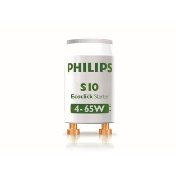 Philips Ecoclick Starters S10 4-65 W 2 stuks
