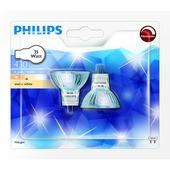 Philips halogeenspots reflector GU4 35W 2 stuks