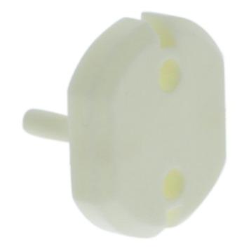 ELRO stopcontactplug blind wit (5 stuks)
