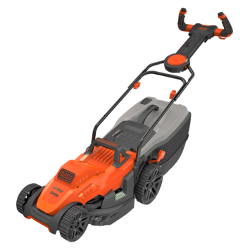 Black + Decker grasmaaier 1400W Easy stear 34 cm