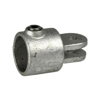Novidade steigerbuis koppelstuk huls 42 mm verzinkt