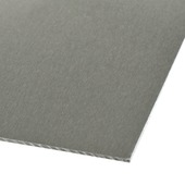 Plaat aluminium 1000x 500x0,5 mm