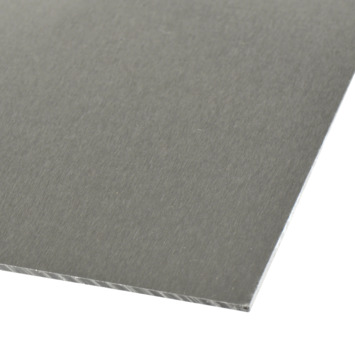 Plaat aluminium 1000x500x1mm