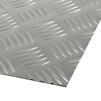 Plaat aluminium 1000x500x1,5mm
