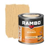 Rambo pantser vernis mat kleurloos 250 ml