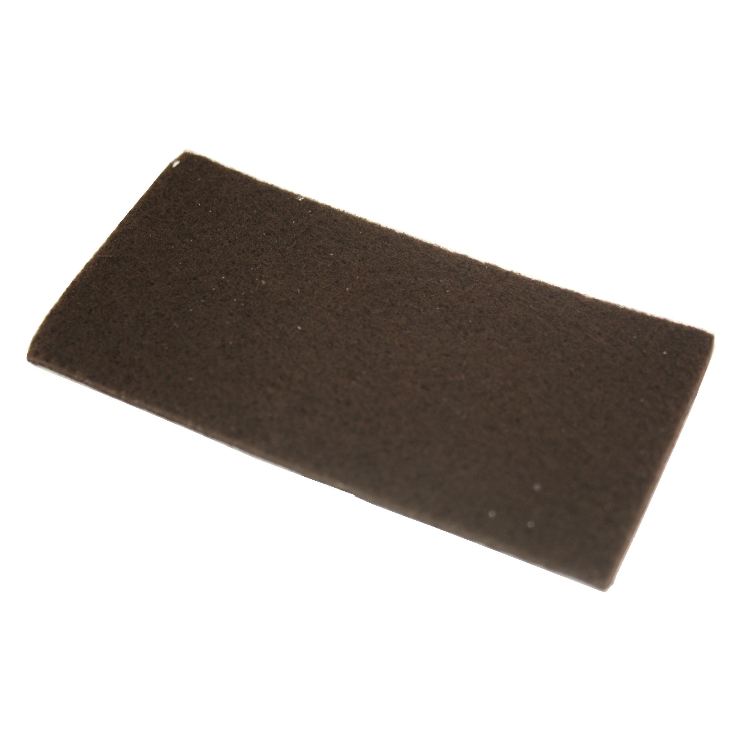 HANDSON anti-krasvilt 50x100mm bruin