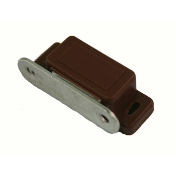 HANDSON magneetsluiting bruin 4kg (2 stuks)