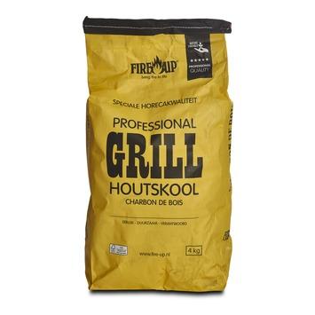 Fire-Up FSC Proffesionele grill houtskool in zak a 4kg