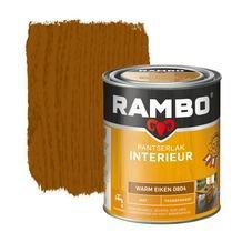 Rambo pantserlak interieur transparant mat warm eiken 750 ml