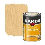 Rambo pantserlak interieur transparant mat kleurloos 1,25 l