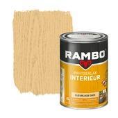 Rambo pantserlak interieur transparant zijdeglans kleurloos 1,25 l