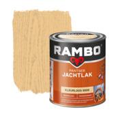 Rambo pantser jachtlak transparant hoogglans kleurloos 750 ml