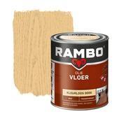 Rambo rambo vloer olie tr mat kleurloos kleurloos 750 ml
