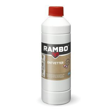 Rambo ontvetter kleurloos 0,5 l