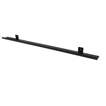 Duraline fotoplank staal zwart 118 cm