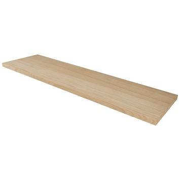 Duraline wandplank eikenfineer 80 cm