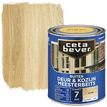 Cetabever meesterbeits deur & kozijn transparant blank glans 750 ml